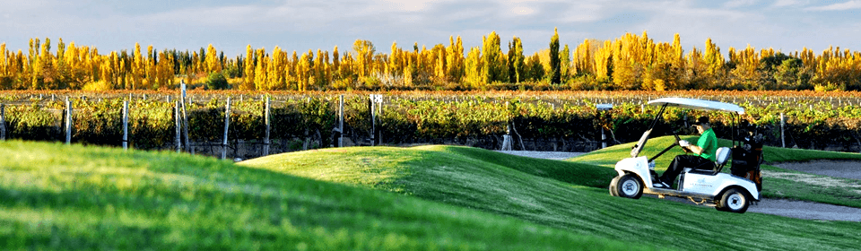 Algodon Wine Estates & Championship Golf Club. Mendoza, Argentina.